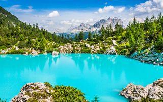 Il lago di Sorapis - 13 Settembre