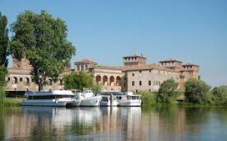 Parco del Mincio e Mantova