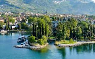Ponale da Ledro a Riva del Garda - 2 Agosto