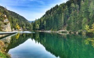 San Romedio e il Lago Smeraldo - 23 Agosto
