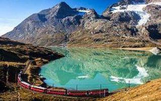 Tour della Val Venosta e delle Alpi Svizzere